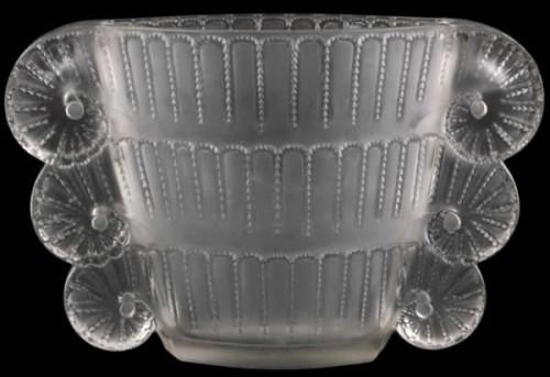 Art Déco - R. Lalique Jaffa Vase