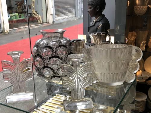 Antiquités - R. Lalique Jaffa Vase