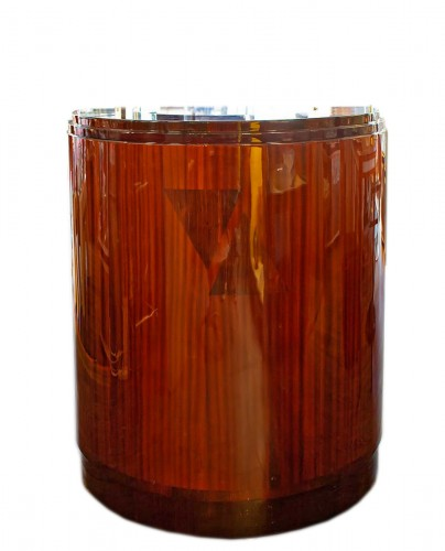 Art Deco Rosewood Bar
