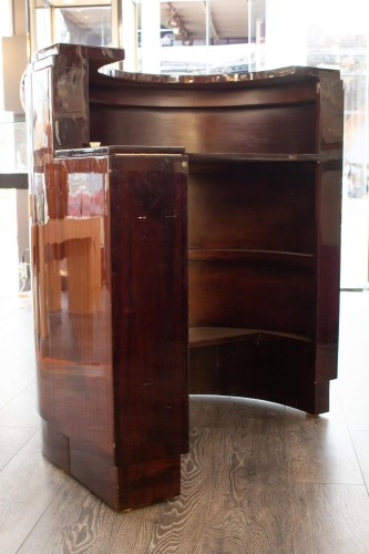 Art Deco Rosewood Bar - Furniture Style Art Déco