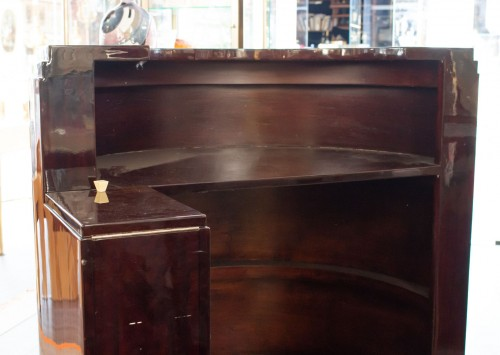 Furniture  - Art Deco Rosewood Bar