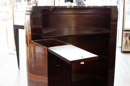 Art Deco Rosewood Bar -
