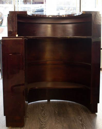 20th century - Art Deco Rosewood Bar