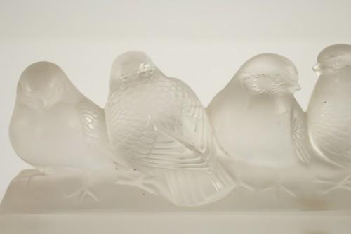 20th century - Rene Lalique - six birds