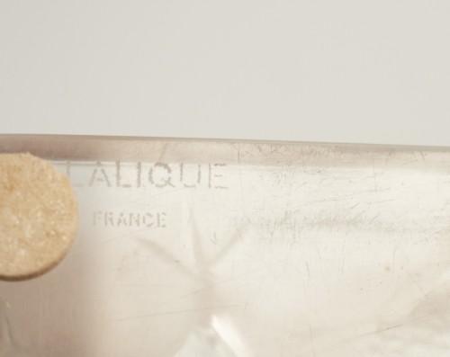Rene Lalique - six birds -