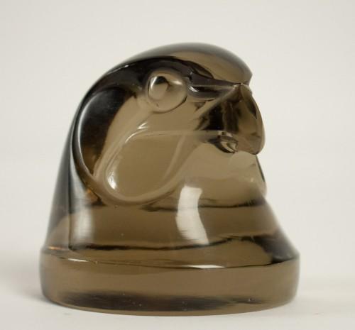 """Rene Lalique Car Mascot """" Tete D'Epervier """" -"""