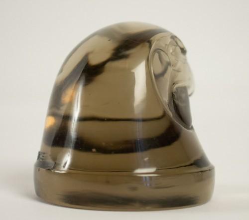 "20th century - Rene Lalique Car Mascot "" Tete D'Epervier """