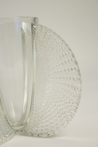 Orly vase - René lalique - Glass & Crystal Style