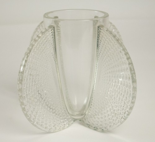Glass & Crystal  - Orly vase - René lalique