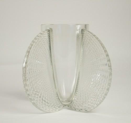 Orly vase - René lalique -