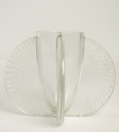 20th century - Orly vase - René lalique