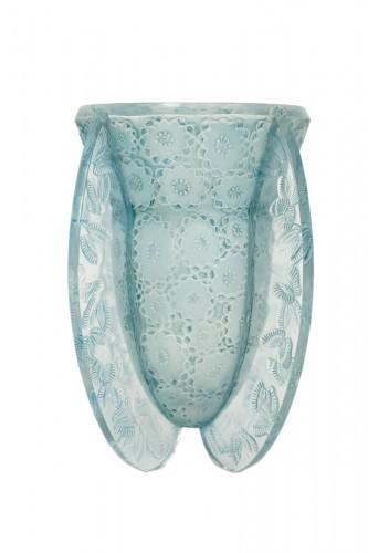 Rene Lalique Vase Papillons 1936