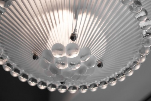 Rene Lalique Chandelier Perles - Lighting Style