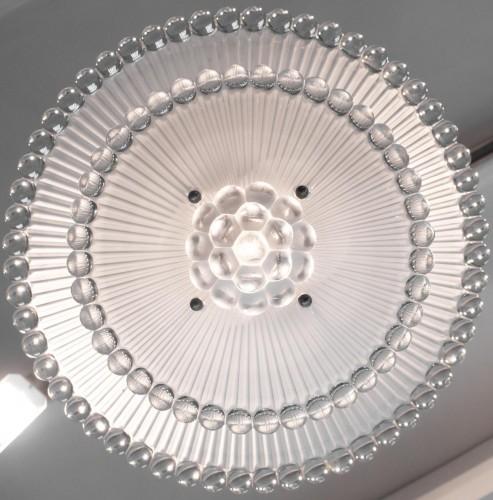 Rene Lalique Chandelier Perles -