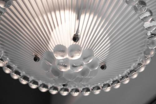 - Rene Lalique Chandelier Perles