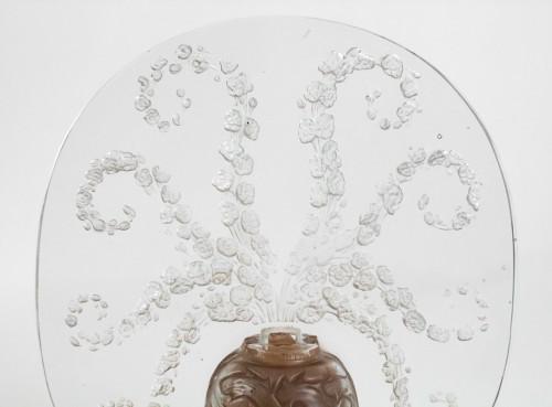 """René Lalique - Night light """"Véronique"""" -"""