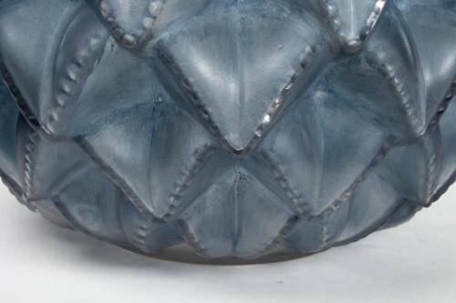 RENÉ LALIQUE (1860-1945) Vase « Languedoc -