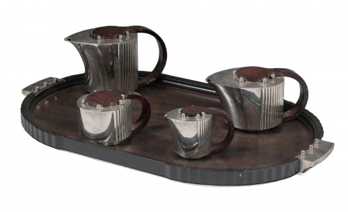 """Etchéa"" Tea and coffee service - Jean Puiforcat"