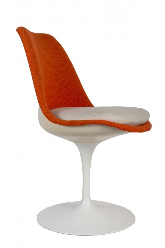"Eero SAARINEN & Knoll - 6 ""Tulip"" Chairs"