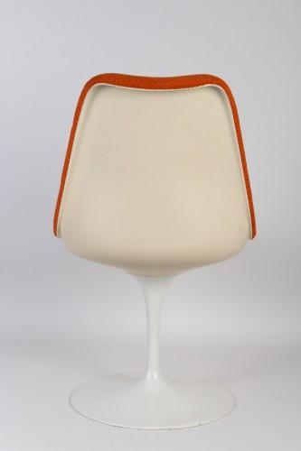 """- Eero SAARINEN & Knoll - 6 """"Tulip"""" Chairs"""