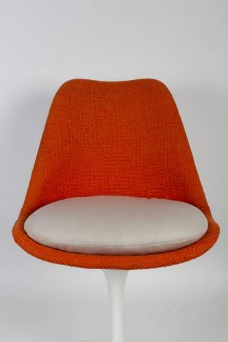 """Antiquités - Eero SAARINEN & Knoll - 6 """"Tulip"""" Chairs"""