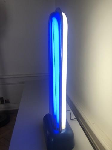 Lighting  - Ettore Sottsass (1917 - 2007) -  Astéroïde Lamp 1968