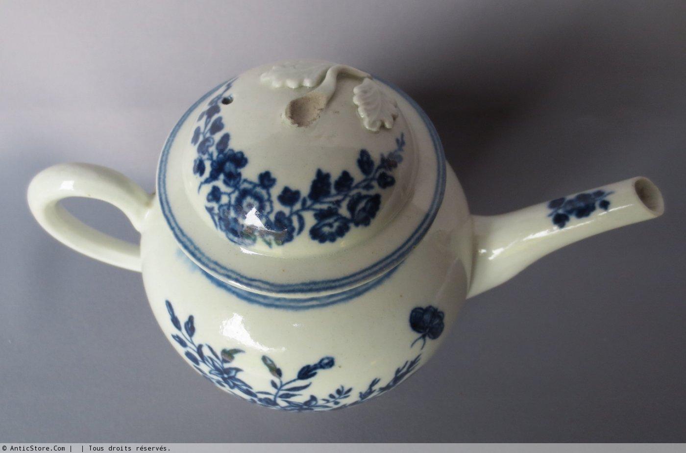Caughley Porcelain Xviiith Century Ref 15259