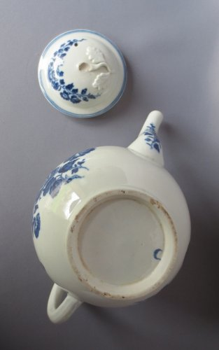 Caughley porcelain XVIIIth century - Porcelain & Faience Style