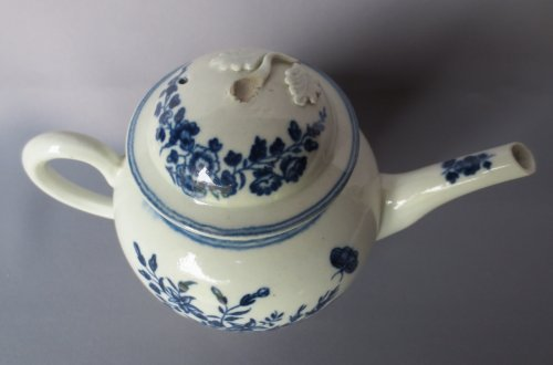 Caughley porcelain XVIIIth century -