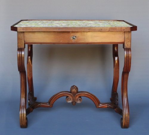 Table d'époque Louis XIV - Mobilier Style Louis XIV