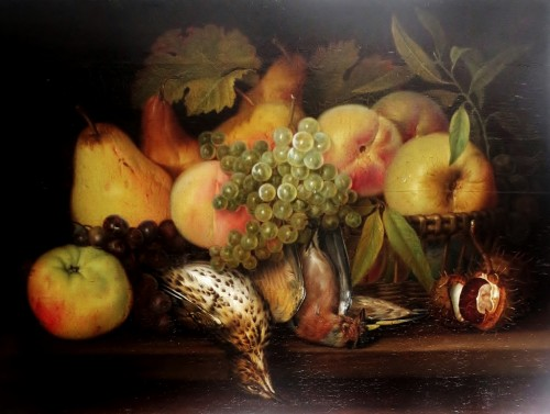 Nature morte - Michel-Joseph Speeckaert (1748-1838)