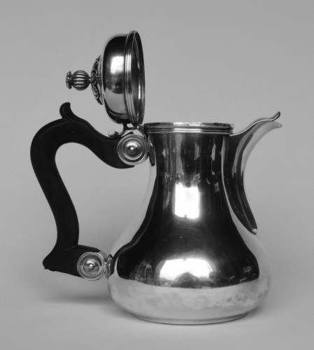 Marabout or coquemar jug, Lille 18th century -