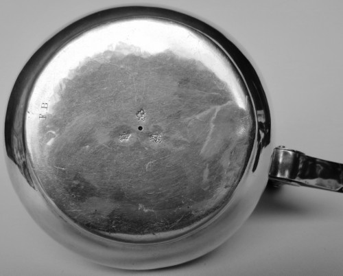 Antiquités - Marabout or coquemar jug, Lille 18th century
