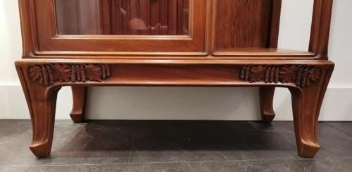 Louis Majorelle - Art Nouveau showcase - Furniture Style Art nouveau