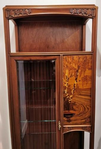 Furniture  - Louis Majorelle - Art Nouveau showcase