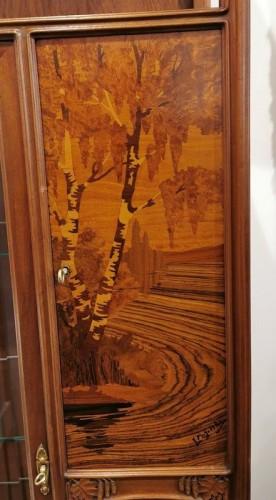 Louis Majorelle - Art Nouveau showcase -