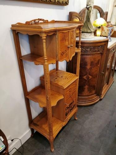 Antiquités - Louis Majorelle - Art Nouveau collector's cabinet