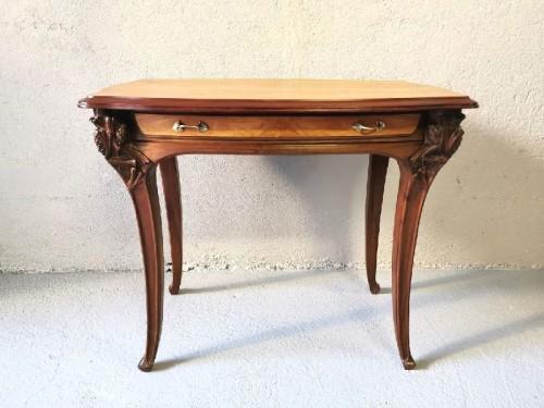 """Louis Majorelle - Tabl Desk """"Aux pins"""" - Furniture Style Art nouveau"""