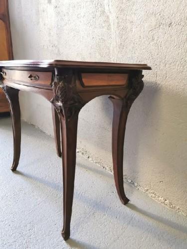 """Furniture  - Louis Majorelle - Tabl Desk """"Aux pins"""""""