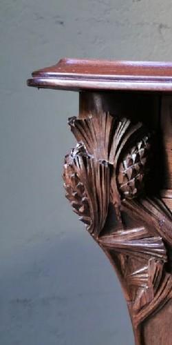 """Art nouveau - Louis Majorelle - Tabl Desk """"Aux pins"""""""