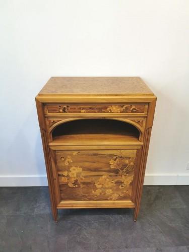 Emile Gallé - Meuble d'entre deux - Furniture Style Art nouveau