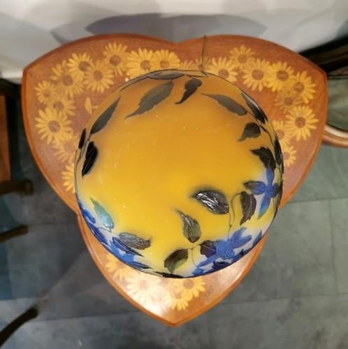 Lighting  - Emile Gallé - Mushroom lamp