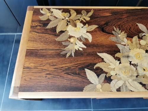 Antiquités - Emile Gallé - Modernist nesting tables