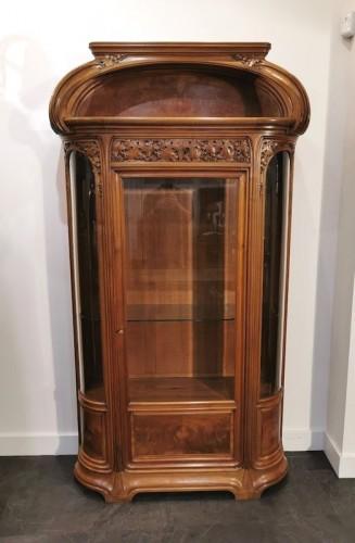 """Louis Majorelle - Art Nouveau display cabinet """"The Vine"""" - Furniture Style Art nouveau"""