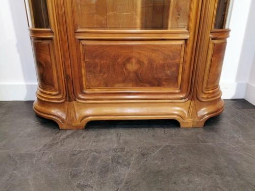 """Louis Majorelle - Art Nouveau display cabinet """"The Vine"""" - Art nouveau"""