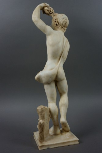 Sculpture  - 16th Century, Italian Marble Sculpture Bacchus