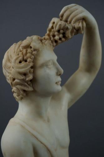 16th Century, Italian Marble Sculpture Bacchus - Renaissance