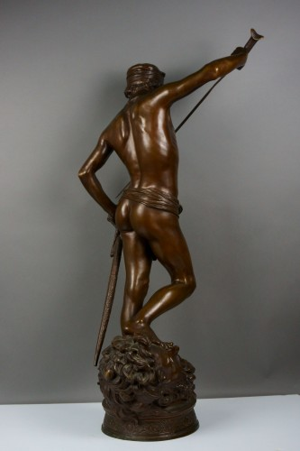 Antonin Mercié (1845-1916) -  David -