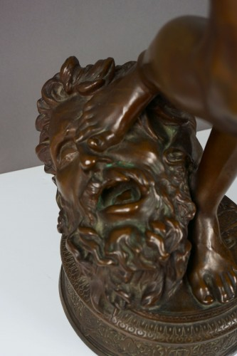 Antiquités - Antonin Mercié (1845-1916) -  David