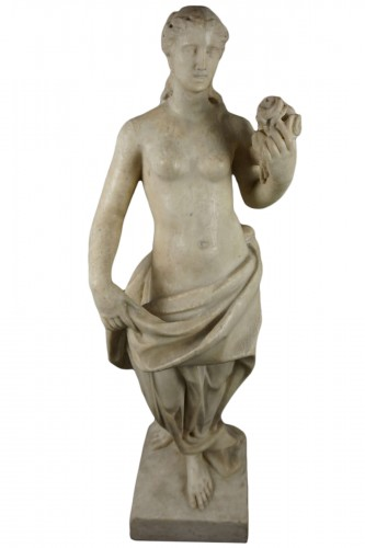 Flora, Marble Sculpture, Florence, late 16th Century